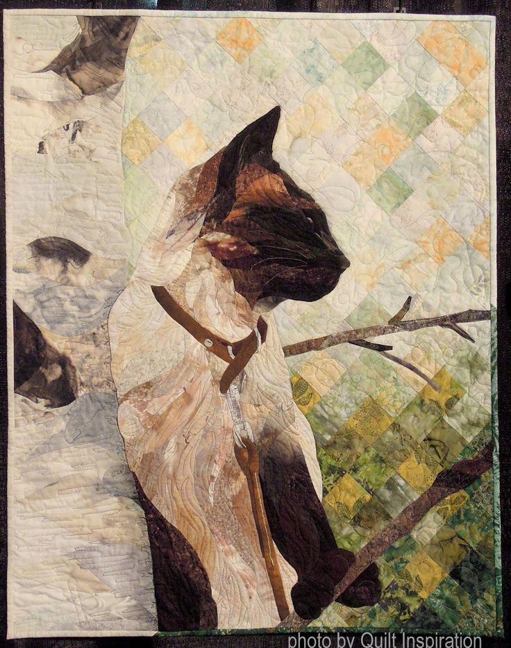 593 Best Cat Quilts Images On Pinterest Houston