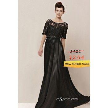 1000  images about long black dress. on Pinterest - Black prom ...