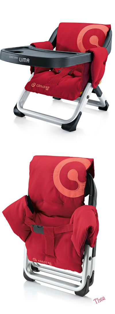 Baby Gear ● Concord Lima Travel Highchair