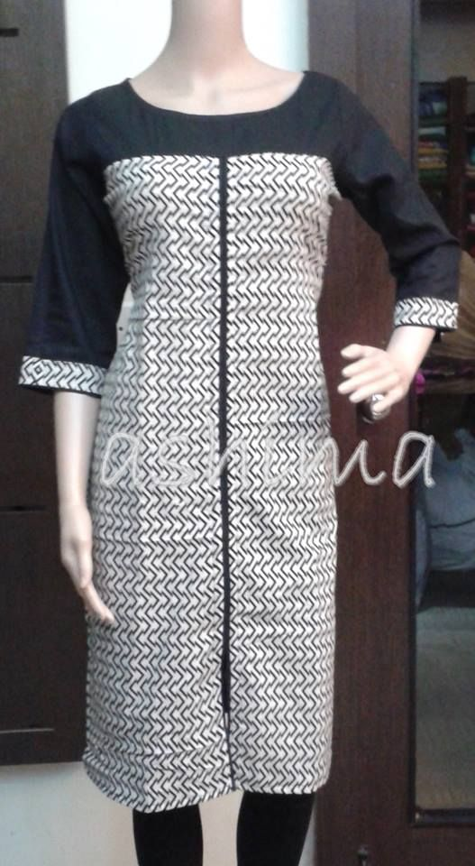 Cotton Kurta Code:1310150 Price INR:690/- All sizes available. Free shipping to all courier destinations in India. Online payment through PayUMoney / PayPal