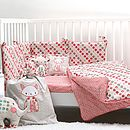Cot Bedding Set For Girls