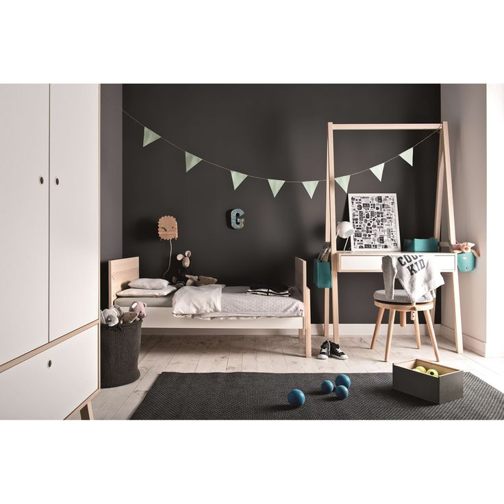 Grâce à la marque Baby Vox, vous pouvez équiper sa chambre avec du mobilier design et résistant.