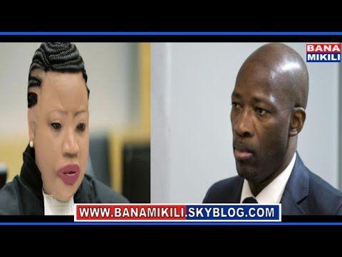 L'avocat de Blé Goudé humilie et ridiculise Bensouda et démontre l'instr...