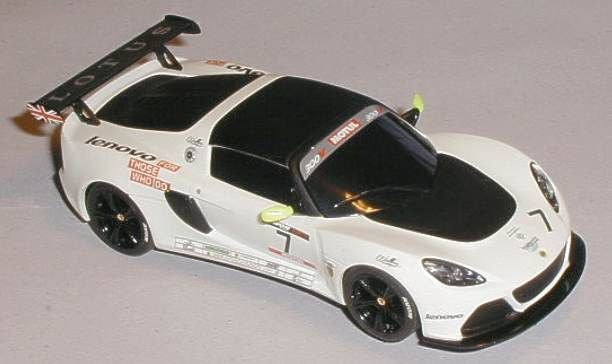 Scalextric car C3513 Lotus Exige V6 Cup R for sale