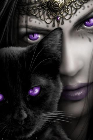Google Image Result for http://www.listofimages.com/wallpapers/2012/02/purple-cats-eyes-beauty-black-cat-dark-eyes-face-fantasy-female-gorgeous-gothic-hd-lip-pretty-purple-spiral-480x320.jpg