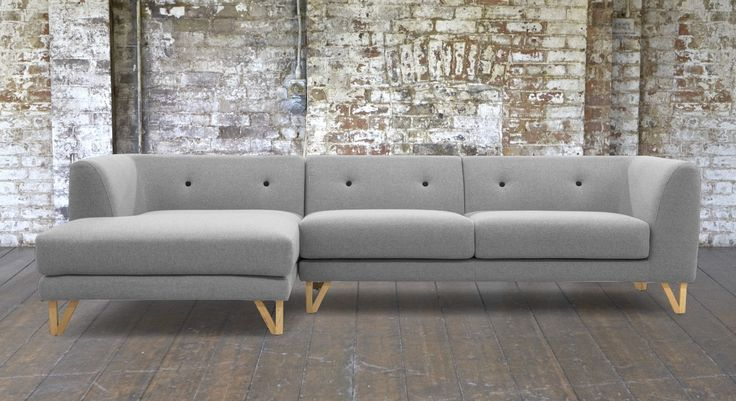 Can't Wait Canonbury Corner Sofa Left