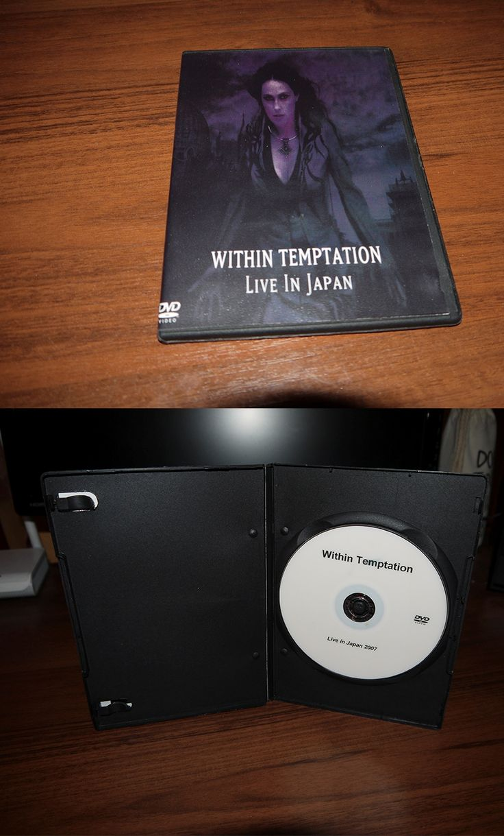 Within Temptation - Live at Japan (bootleg)