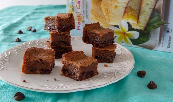 Chewy chocolate mochi cake trader joes mochi cake