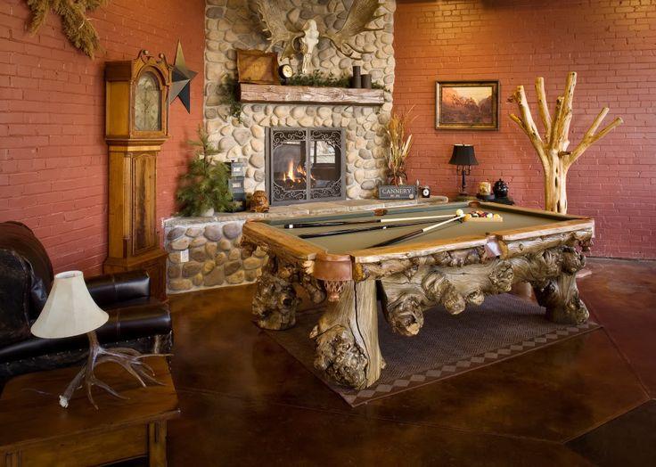 8ft pool table rails 2