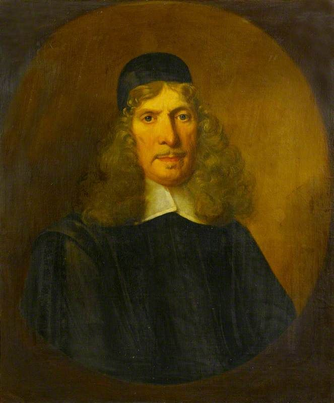 Jeremy White (1629–1707), Chaplain to Oliver Cromwell  Gerard Soest (c.1600–1681) (attributed to)  Chequers Court