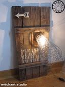 Saloon lamp