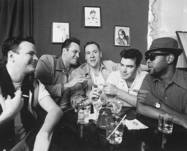 SWINGERS - Jon Favreau, Vince Vaughn, Ron Livingston, Heather Graham, and of course THE DERBY