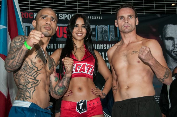Miguel Cotto VS. Daniel Geale WEIGH-IN & FACE OFF!!!  #CottoGeale
