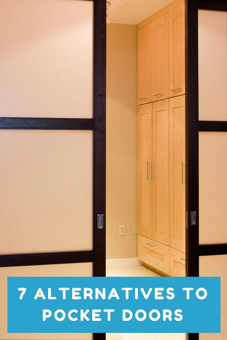7 Alternatives To Pocket Doors Pocket Doors Space Saving Doors