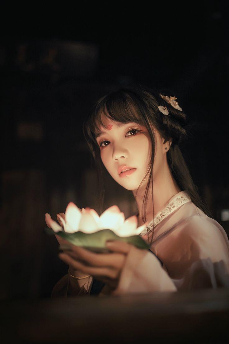 [Pic] Hán phục Cổ trang | Cẩm lý | Kim Linh động phủ