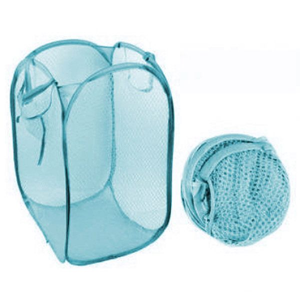 Get A FREE Meshed Pop Up Collapsible Laundry Basket! - http://freebiefresh.com/get-a-free-meshed-pop-up-collapsible-laundry-basket/