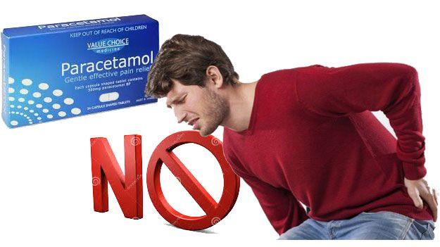 Η χρήση παρακεταμόλης στην οστεοαρθρίτδα αυξάνει τα μη φυσιολογικά αποτελέσματα, σε εξετάσεις για τη λειτουργία του ήπατος. Δεν μείωσε την αναπηρία ούτε βελτίωσε την ποιότητα ζωής σε σύγκριση με το placebo