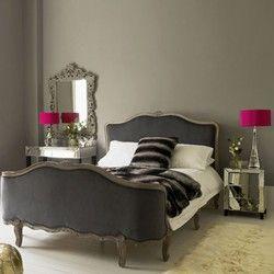 Grey & Hot Pink