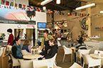 Café Wild at The West Coast Wildlife Centre