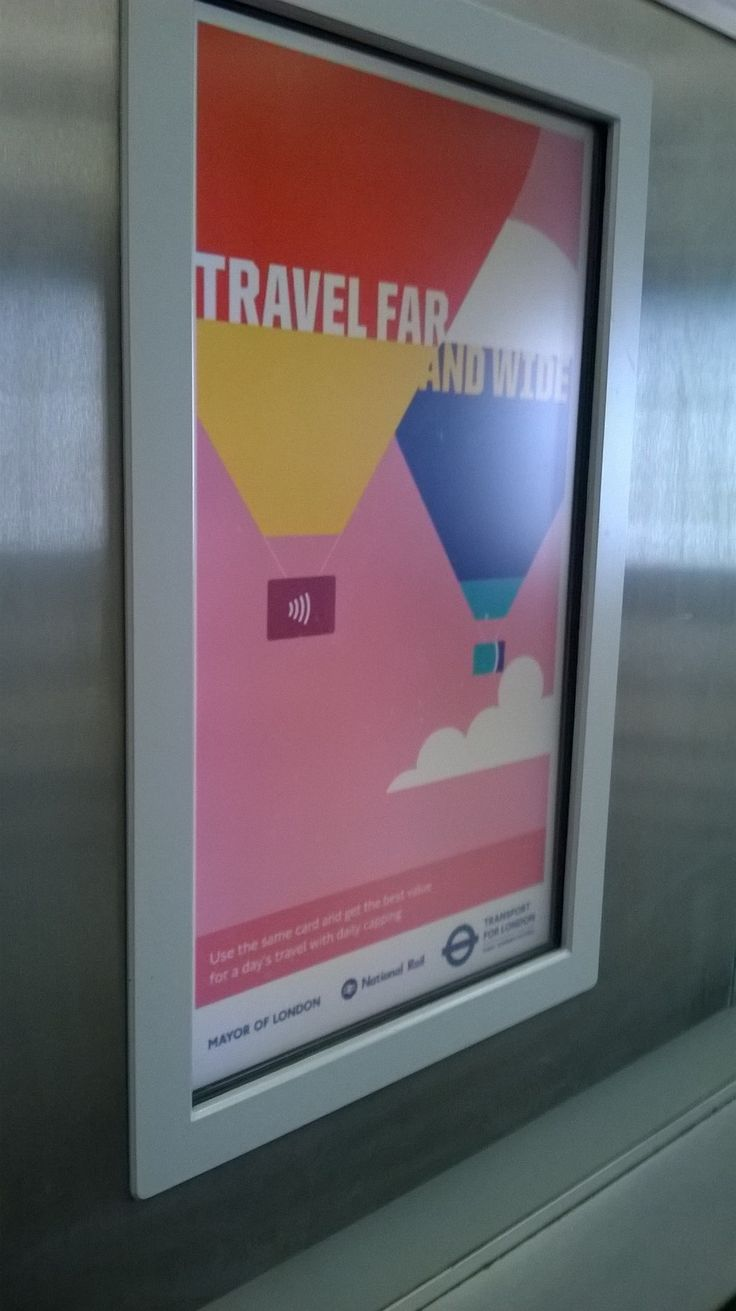 TFL poster 35 best TFL posters on