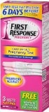 First Response Early Result Pregnancy Test, 3 tests, Packaging May Vary, Sale Price: $9.45
