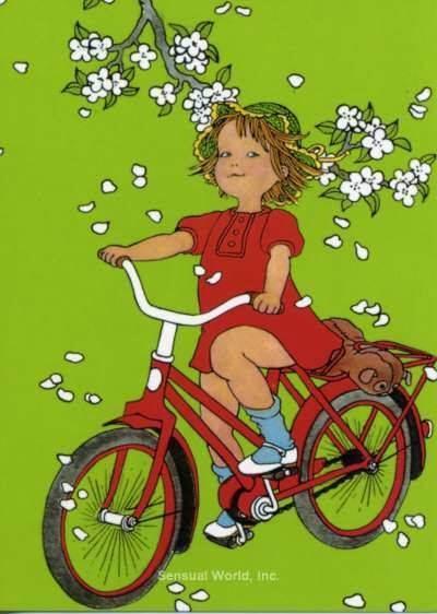 Astrid Lindgren art (Swedish auther of childrens books)