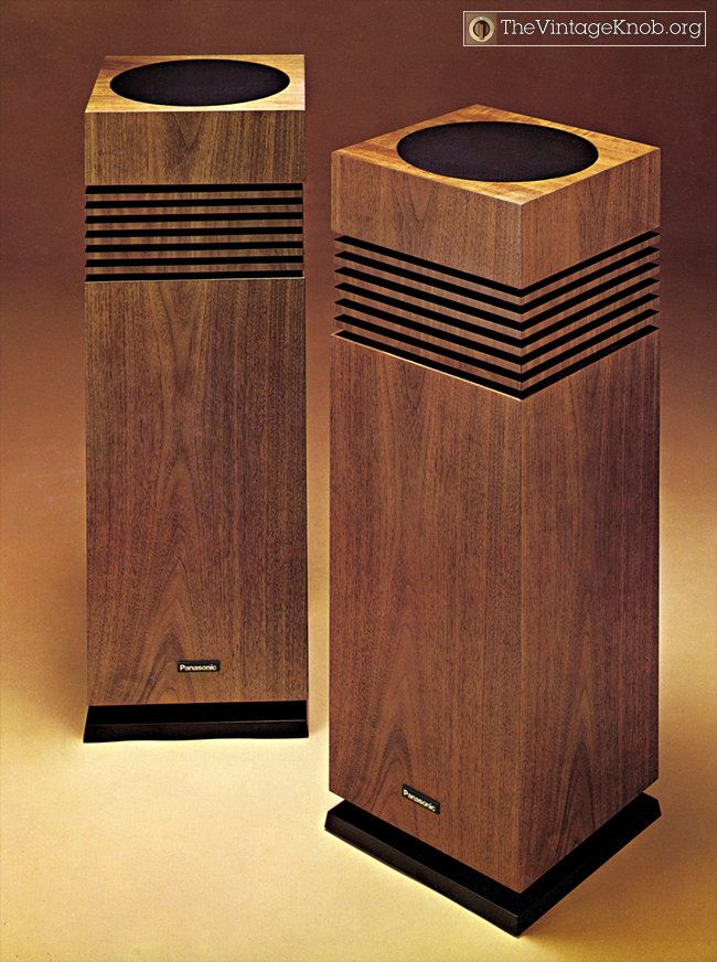 panasonic sb 636 vintage speakers pinterest. Black Bedroom Furniture Sets. Home Design Ideas