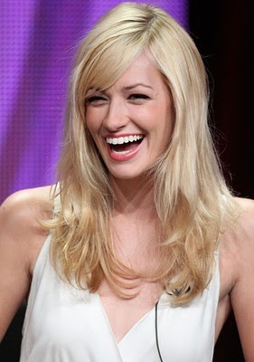 Beth Behrs ... ahh so funny, so adorable, so freaking gorgeous.
