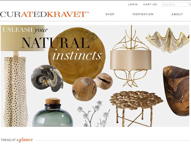 curated kravet a new tothetrade ecommerce site new news design