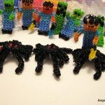 rainbow loom minecraft