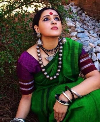 silver jewelry and handloom sarees - Google Search