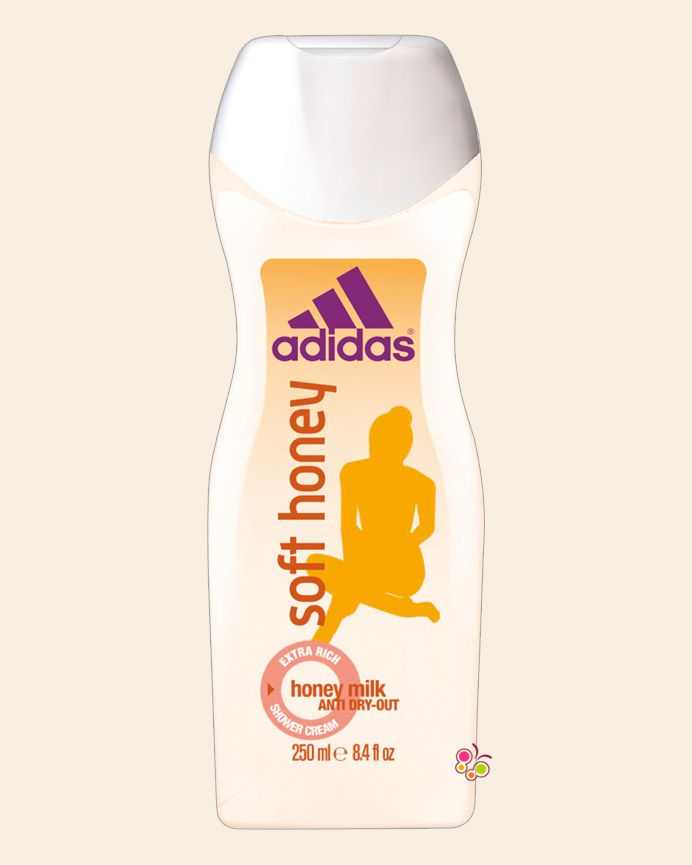 ADIDAS Duş Jeli Soft Honey Women 250 ml