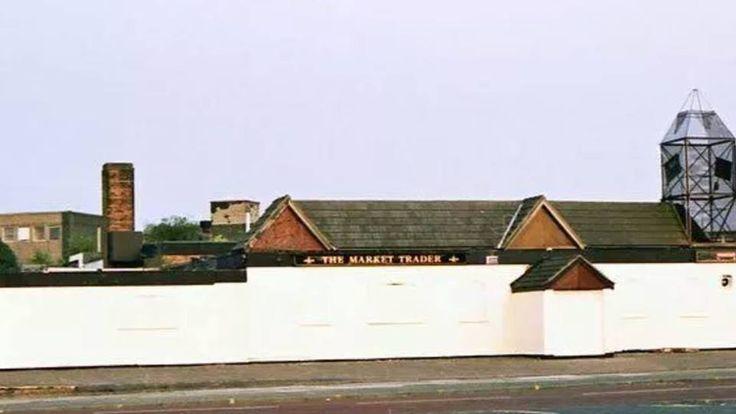 market trader pub Kirkby