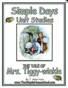 Beatrix Potter Unit Study -- intended for older students ...