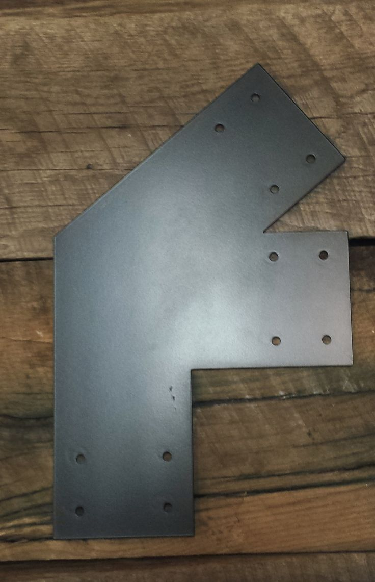 Pole Barn Post Brackets : Best custom beam brackets iron steel