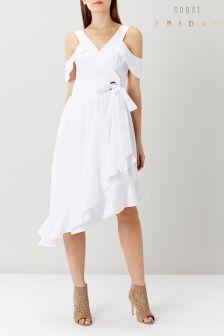 Платье цвета слоновой кости Coast Lucia