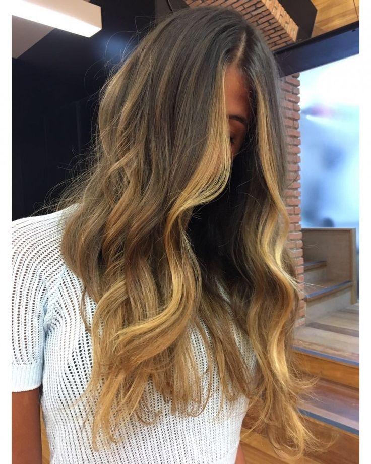 Mechas iluminadas + hair contour por Anderson Couto