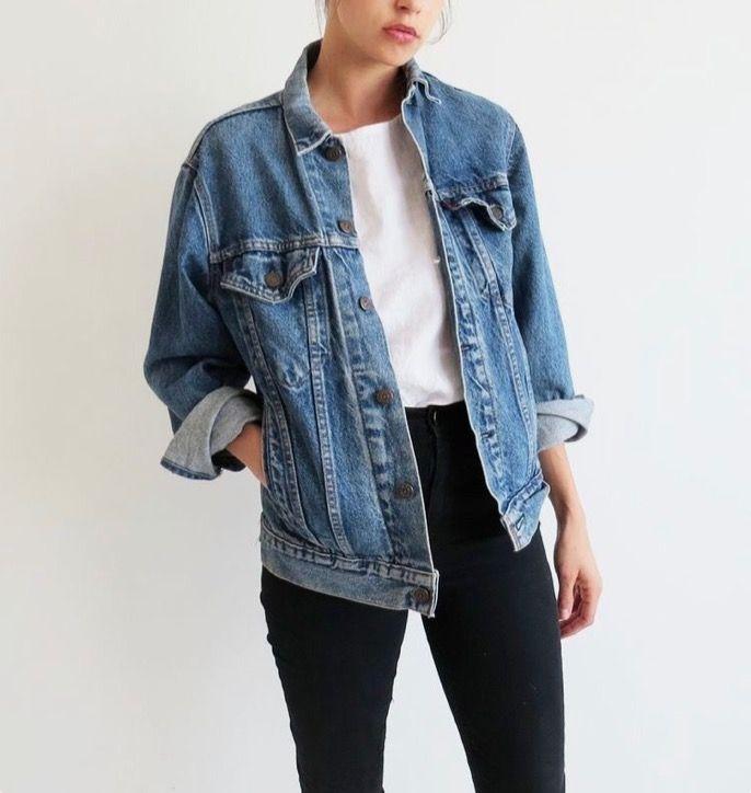 25  best ideas about Denim jackets on Pinterest | Jean jackets ...