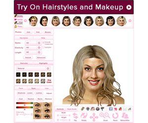 Virtual Hairstyler - Virtual Hairstyles