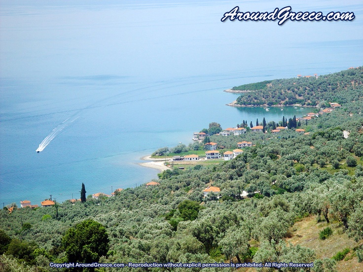 The beautiful hamlet of Kalamos  http://www.aroundpelion.com