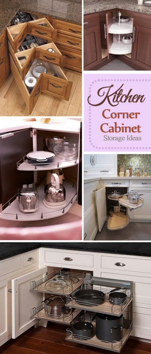 Best 25+ Corner cabinet storage ideas on Pinterest | Ikea corner ...