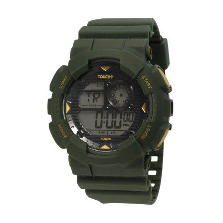Relógio Touch Stark Masculino TWM3415B/8V Verde - TouchWatches