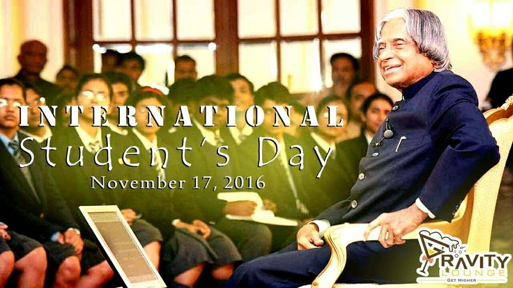 #International #Student's Day on #November 17th, remembering our #Legend Dr. A.P.J. #Abdul #Kalam sir's #thoughts on this day from #Gravity #Lounge :)  #gravitypub #party #templetown #thursday #beers #love #wine #event #club #tbt #nightclub #drinks #night #fashion #students #gorgeous #new #followme #celebrating #holycity