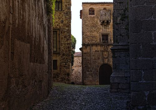 Caceres, Spain