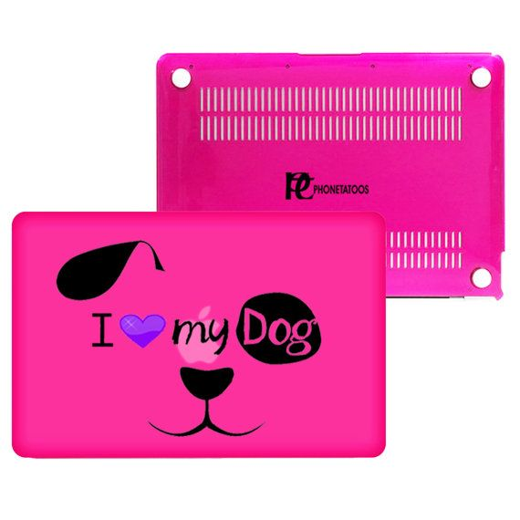I Love My Dog For MacBook Air 13 Mac Pro 13 Mac Pro by ILoveMyCase