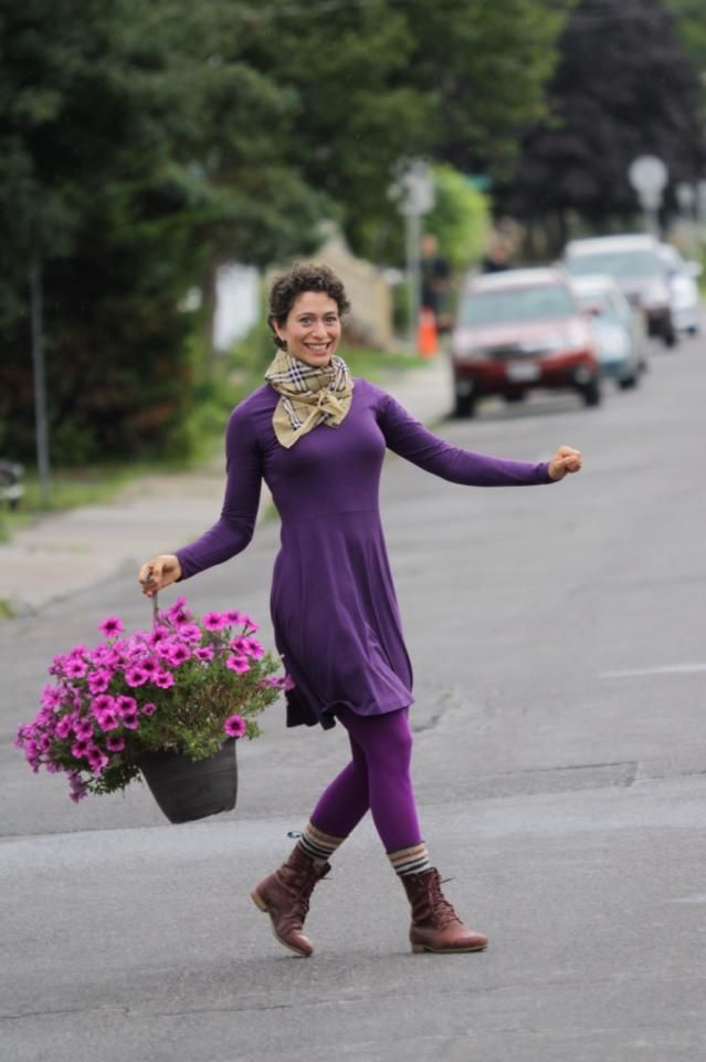 #FIGambassador Sandra with the LOU dress http://www.figclothing.com/en/collections/safari/safari/lou-10-214/
