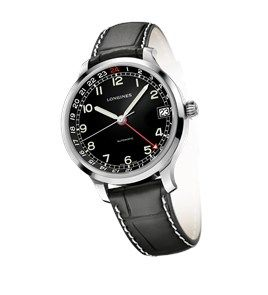 The Longines Heritage Military 1938 L2.789.4.53.3