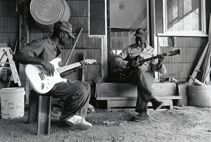 Documenting the Blues in the Mississippi Delta - NYTimes.com