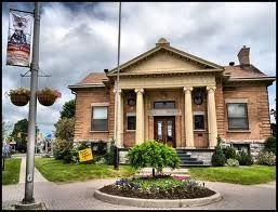 Library in Smiths Falls
