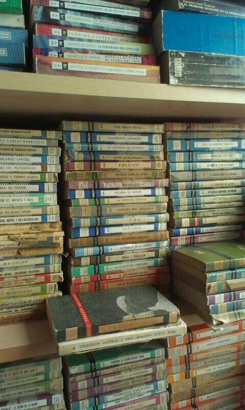La Tarde Libros. Madrid.